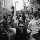 CHP Political Rally in İzmir, Turkey by Ilker Goksen