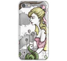 Beauty in the Garden iPhone Case/Skin