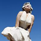 "The ""Forever Marilyn"" sculpture..... by DonnaMoore"