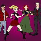 Disney BtVS Scoobies by Nana Leonti