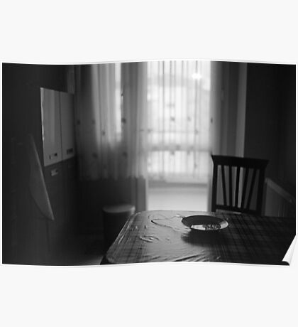 Kitchen Table Poster