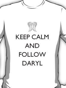 The Walking Dead - Follow Daryl T-Shirt