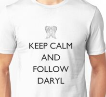The Walking Dead - Follow Daryl Unisex T-Shirt