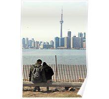 Romantic Toronto Poster