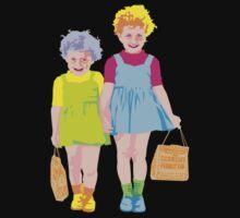 Bronwen and Sandra go to the Ekka by Matt Mawson