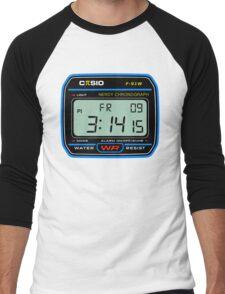 Casio Tribute Men's Baseball ¾ T-Shirt