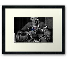 Brian Fallon Framed Print