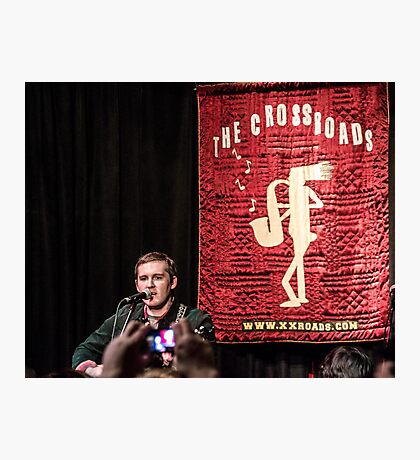 Brian Fallon Acoustic Photographic Print