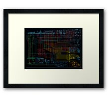 Arcade Rhapsody 2nd Framed Print