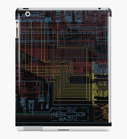 Arcade Rhapsody 2nd iPad Case/Skin
