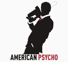 AMERICAN PSYCHO by CelsoPelegrini