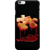 Jigsaw Piece of Flesh iPhone Case/Skin