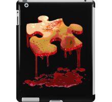Jigsaw Piece of Flesh iPad Case/Skin