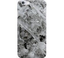 Fallen Icicles  iPhone Case/Skin