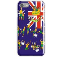World cup 2014 Australia iPhone Case/Skin