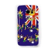 World cup 2014 Australia Samsung Galaxy Case/Skin