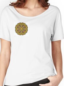 Basket of Apples c1 Women's Relaxed Fit T-Shirt