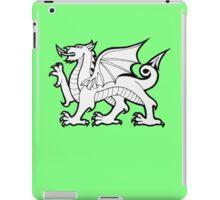 Welch Flag Dragon iPad Case/Skin