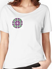 Grapes c2 Women's Relaxed Fit T-Shirt
