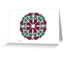 Grapes c3 Greeting Card
