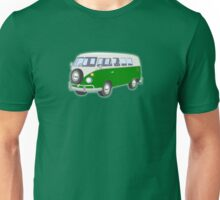 Sixties VW T-1 Volkswagen Van Unisex T-Shirt