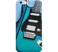 Custom Guitar iPhone Case/Skin