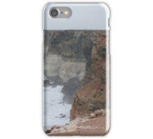 Great Australian Bight in Winter iPhone Case/Skin