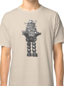 Forbidden Planet, Robot, Space, Science Fiction, Robby The Robot Classic T-Shirt