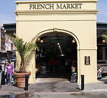 French Market by Matt Amott