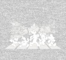 Fab 5 on Main Street One Piece - Long Sleeve