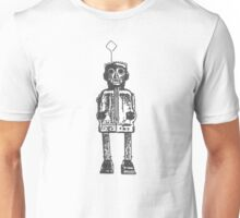 Robot, Zoomer, Science Fiction, Toys, Mechanical Man Unisex T-Shirt