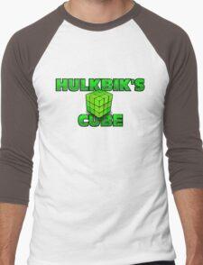 HULKUBIK'S CUBE Men's Baseball ¾ T-Shirt