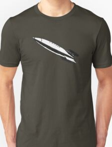 Rocket, Spaceship, Space, Science Fiction, Outer Space T-Shirt