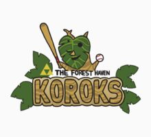 The Forest Haven Koroks by Ramon Estrada