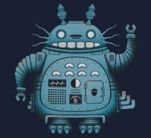 Robot Totoro by Jeffrey Rogers