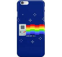 The Internet's Gameboy Color iPhone Case/Skin