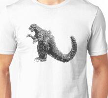 Godzilla, Monster, Lizard, Science Fiction, Horror Unisex T-Shirt