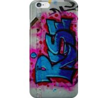 Street art, Bendigo iPhone Case/Skin