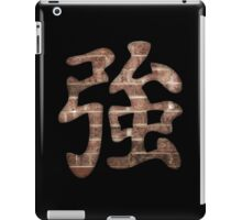 Strong Kanji iPad Case/Skin
