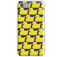 Duck, duck... gross iPhone Case/Skin