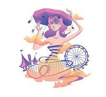 Queen Carnival by MackShannon22