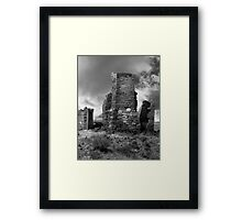 The Old Chimney Framed Print