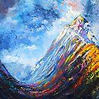 Mitre Peak by HelenBlair