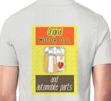 Auto Parts Sign Unisex T-Shirt