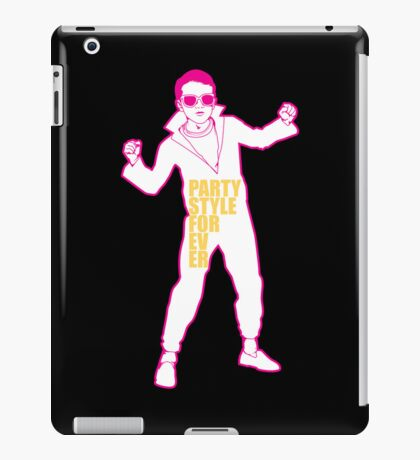 Party Style iPad Case/Skin