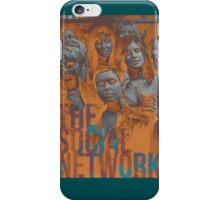 Social Network iPhone Case/Skin