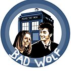 Bad Wolf Continues On by spatulacity