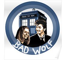 Bad Wolf Continues On Poster