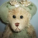 Glenda - a beautiful collector Bear* by EdsMum
