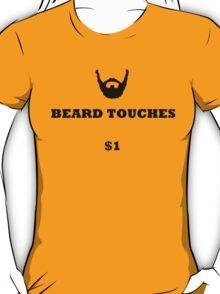 Beard Touches $1 T-Shirt